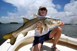 26 Pound Snook