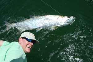 Boca Grande tarpon fishing, Englewood, Florida