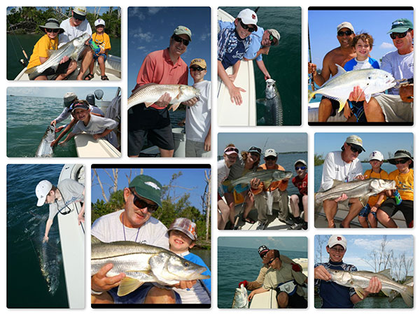 Sarasota Kids Fishing. Kids Fishing Charters in Sarasota and Venice FL.